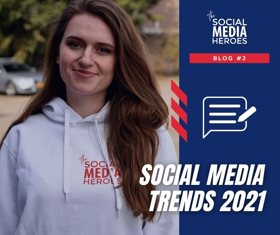 De social media trends van 2021 die je niet mag missen!