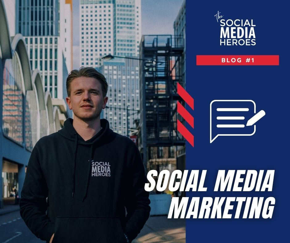 Social media marketing | Alle informatie die je nodig hebt
