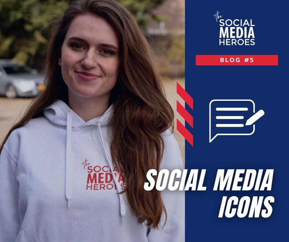 Social media icons: alles wat je moet weten