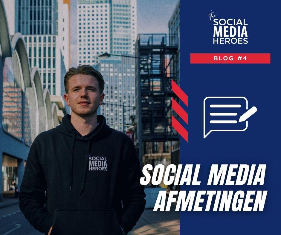 Social media afmetingen 2021 | Alle afmetingen in een overzicht