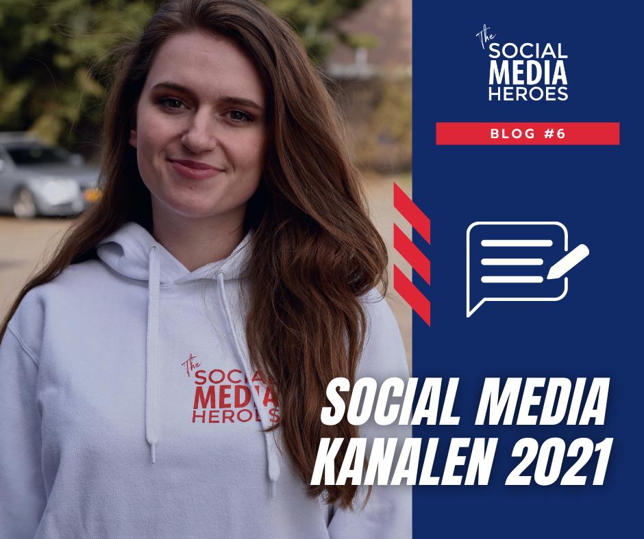 De beste social media kanalen om in te zetten voor jouw bedrijf!