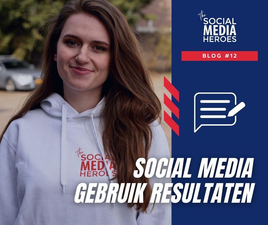 Social media gebruik in Nederland: dit zijn de resultaten