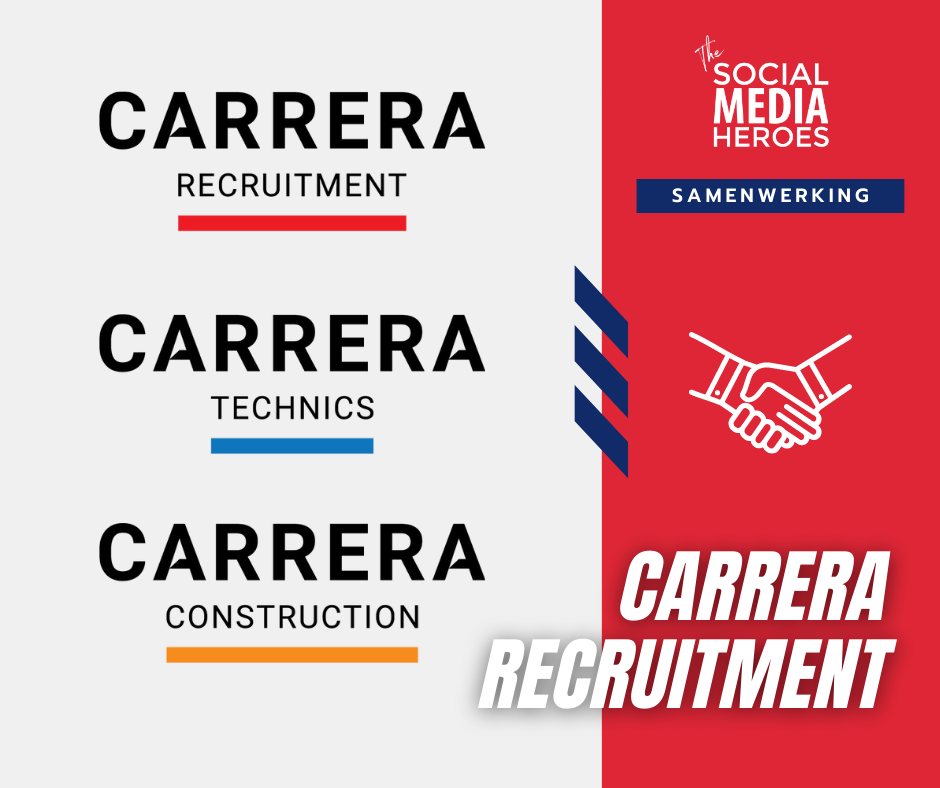 Nieuwe partner: Carrera Recruitment