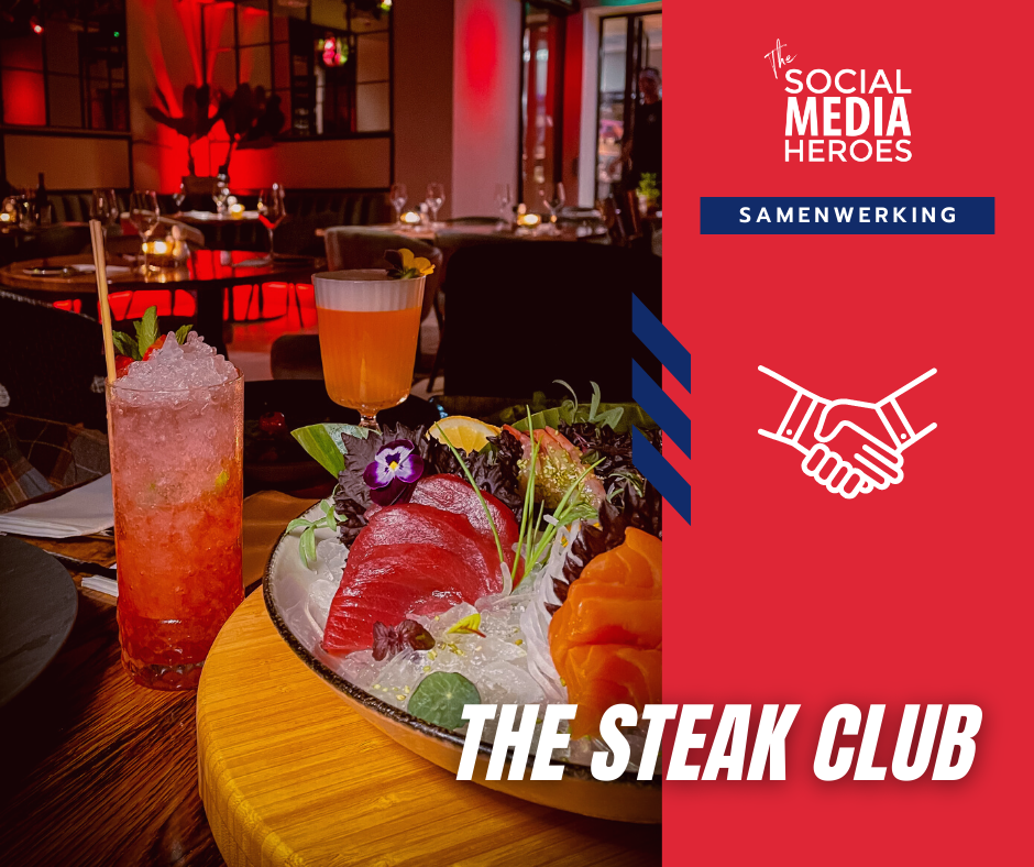 Nieuwe partner: The Steak Club